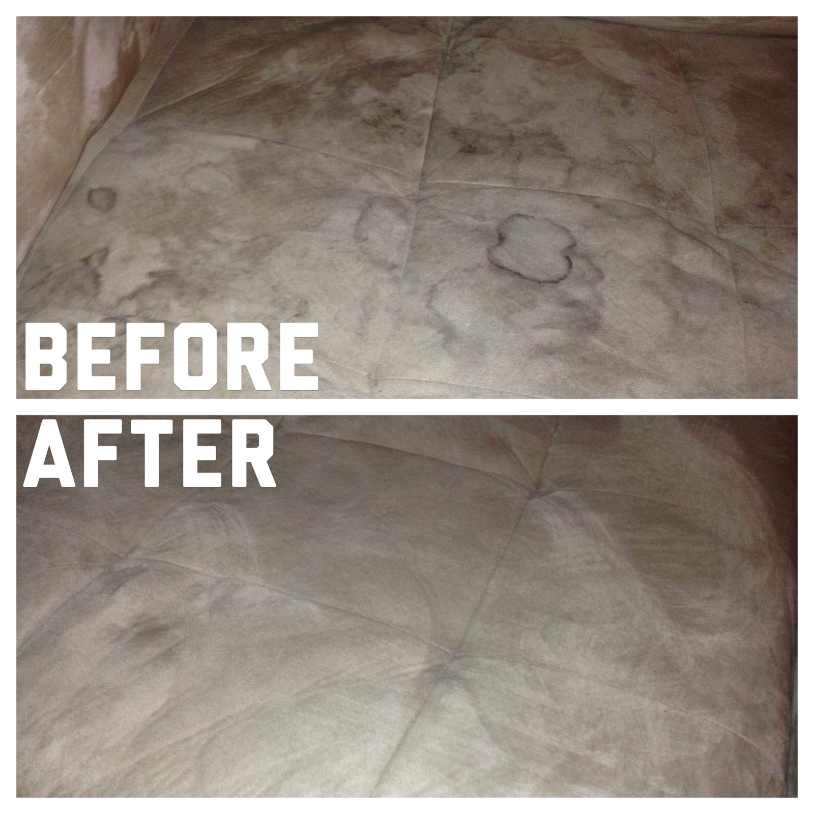 couch cleaning melbourne - Before After