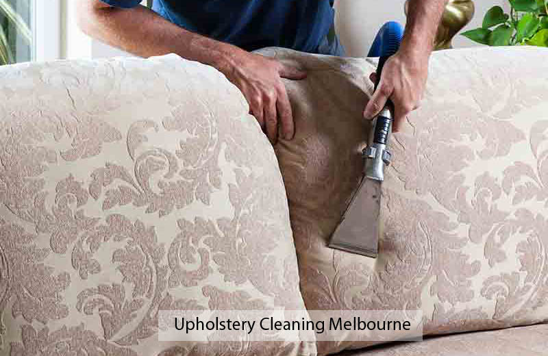 Upholstery Cleaning Officer