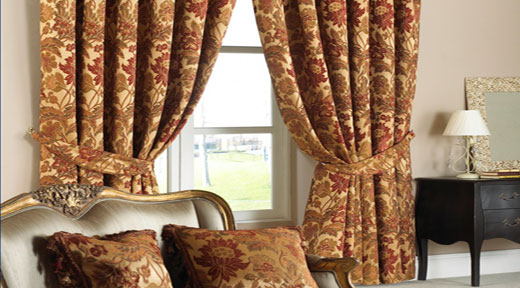 Curtain and Blinds Cleaning Indented Head