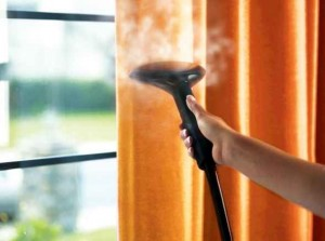 Curtain Cleaner Mount Clear