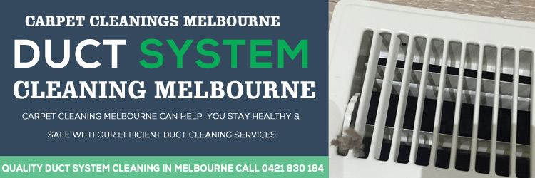 Duct System Cleaning Melbourne