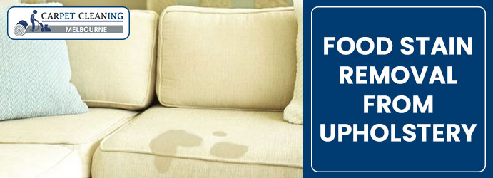 Food Stain Removal From Upholstery