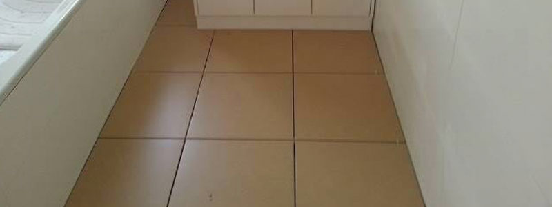 Tile and Grout Cleaning Officer