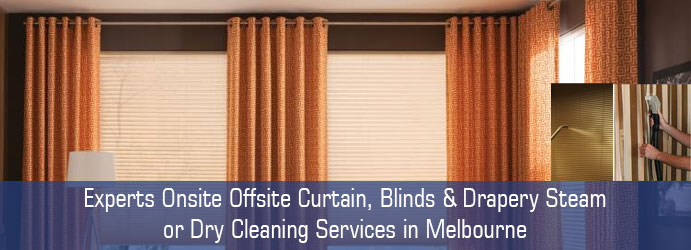 Curtains & Blinds Cleaning Drysdale