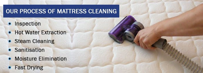 Mattress Cleaning Process Anderson