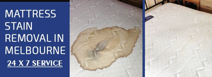 Professional Mattress Stain Removal Docklands