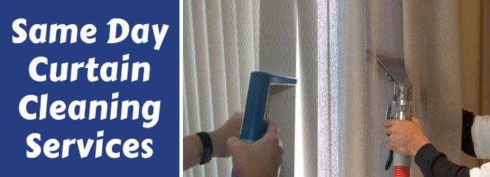 Same Day Curtain Steam Cleaning Sunbury