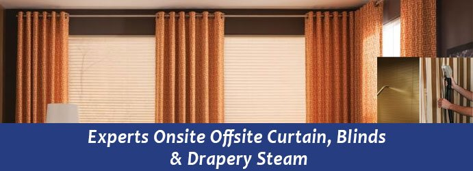 Curtains & Blinds Cleaning Bylands