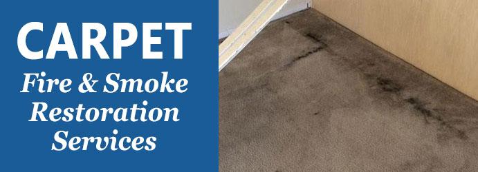 Carpet Fire and Smoke Restoration Melbourne