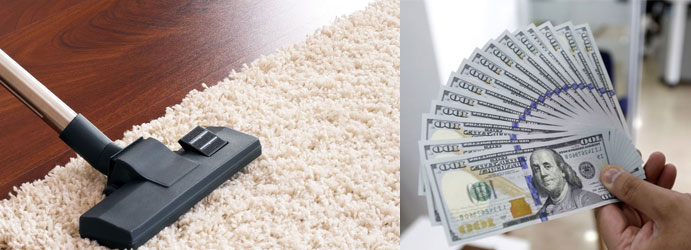 Carpet Cleaning Prices in Melbourne