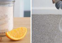 How To Make Your Own Natural Carpet Deodoriser?