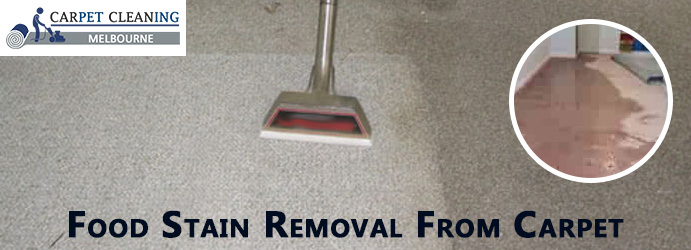 Food Stain Removal From Carpet