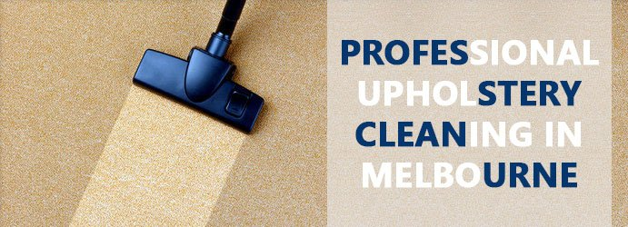 Professional Upholstery Cleaning Geelong