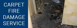 Carpet Fire Damage Service