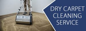Dry Carpet Cleaning Service