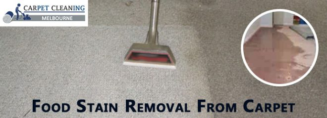 Flood Stain Removal From Carpet