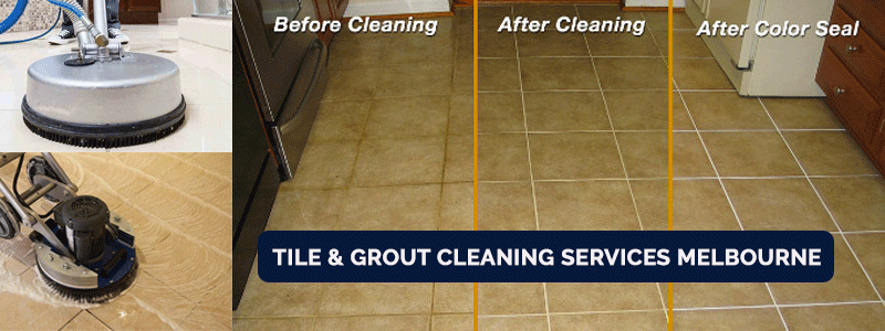 Professional Tile and Gorut Cleaner Black Rock