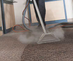 Carpet steam cleaning Glengarry