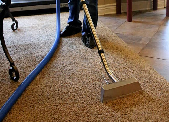 Carpet Cleaning The Heart