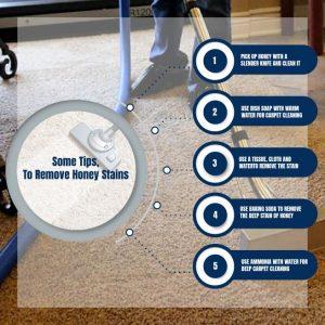 Carpet Honey Removal