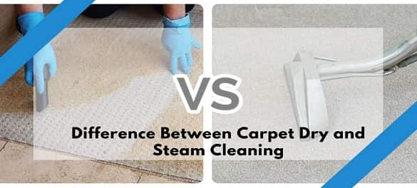 Carpet Dry and Steam Cleaning