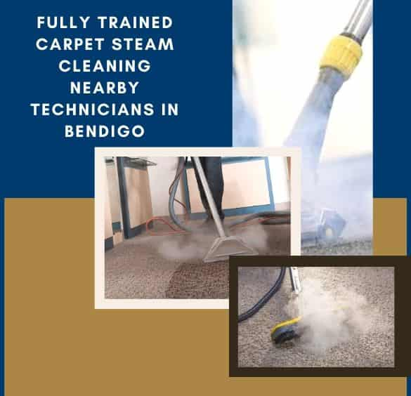 Carpet Steam Cleaning Bendigo