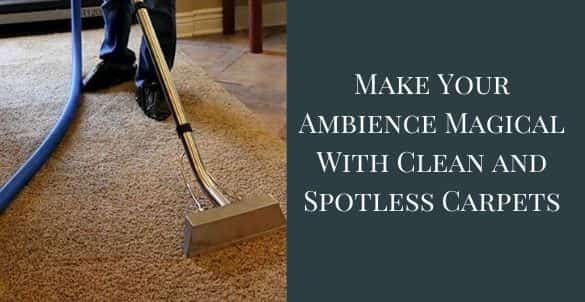 Residential Carpet Cleaning Bendigo