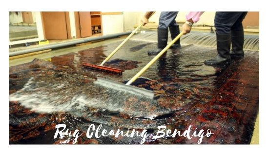 Rug Cleaning Bendigo