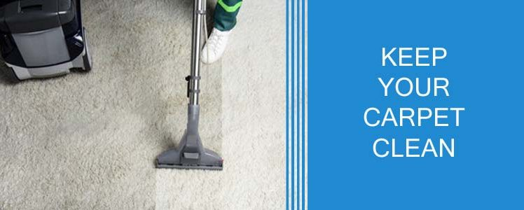 Is Deep Cleaning Being The Only Solution to Keep Your Carpet Clean?